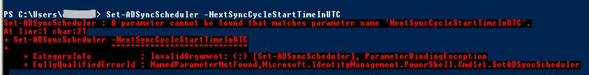 pic2 - no ability to set UTC time start