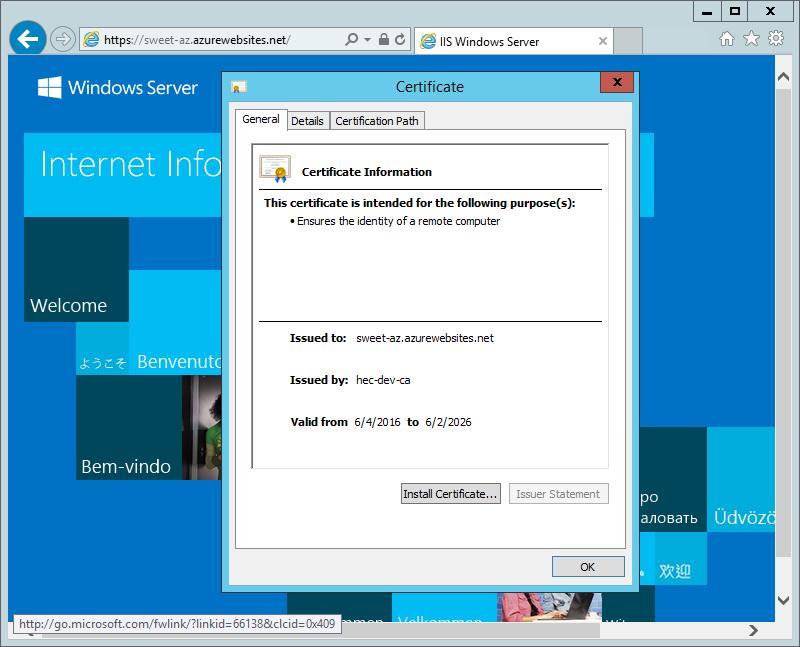 Creating Self Signed Certs Using Openssl On Windows Kloud Blog