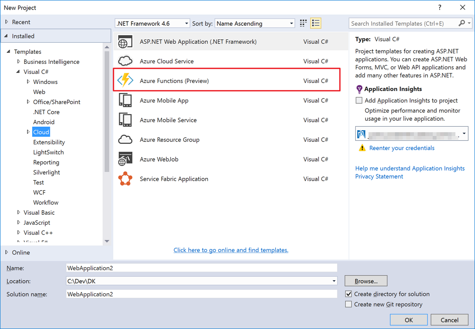 Debugging Azure Functions in Our Local Box - Kloud Blog
