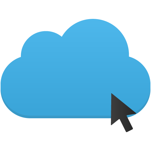 Click-cloud-icon